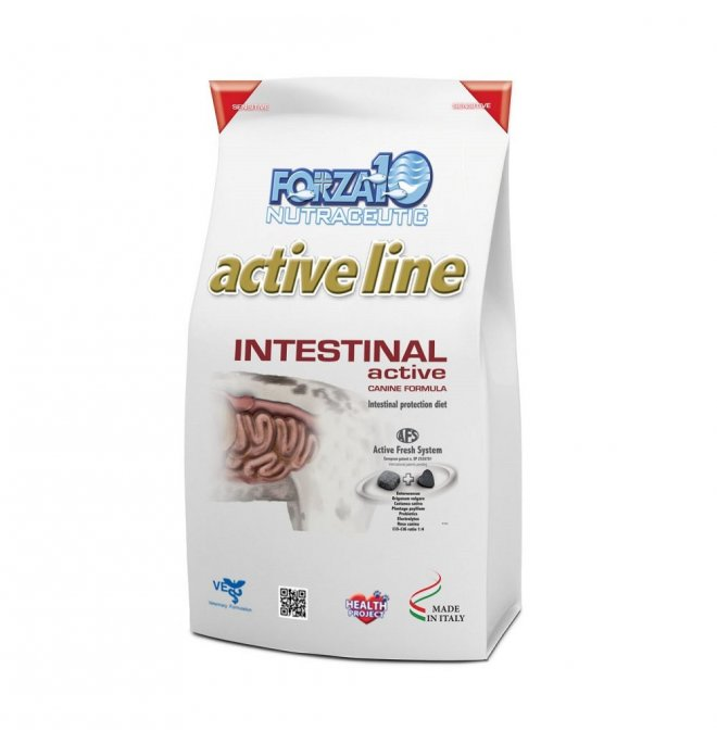 Forza10 cane diet adult intestinal active da 10 kg