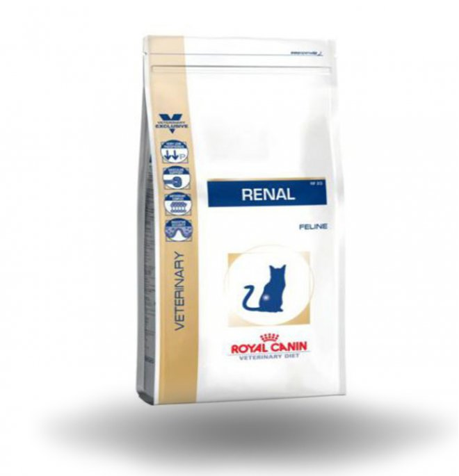 Royal canin gatto diet renal da 2 kg
