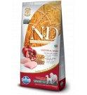 Farmina n&d delicious low grain cane senior medium & maxi con pollo melograno da 12 kg