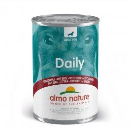 Almo nature cane dailymenu con anatra da 400 gr