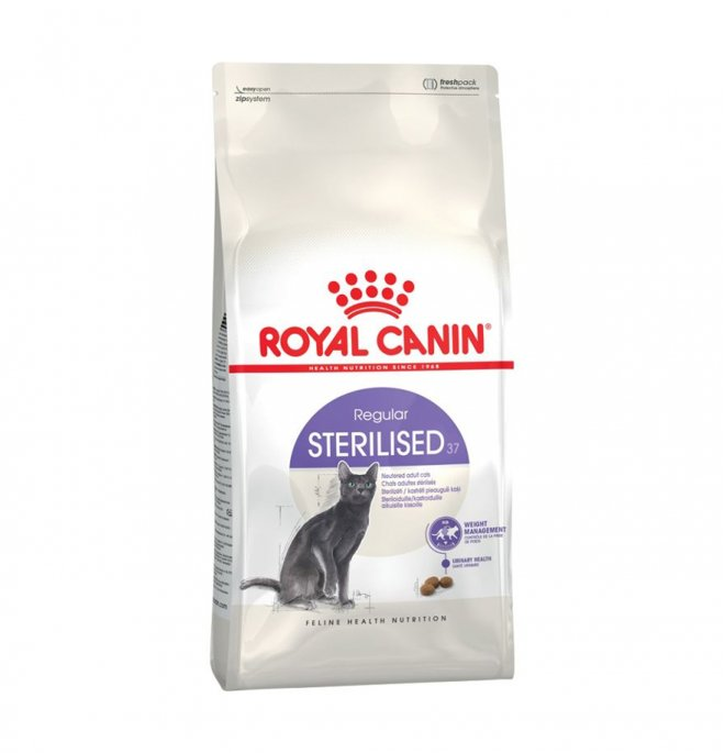 Royal canin gatto sterilised 37 da 4 kg