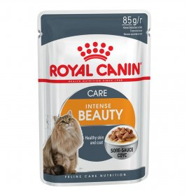Royal canin gatto intense beauty gravy da 85 gr in busta
