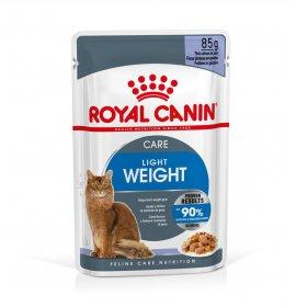 Royal canin gatto light weight care jelly da 85 gr in busta