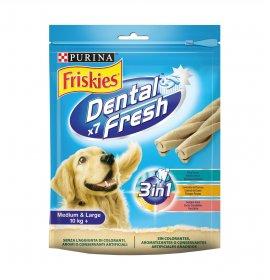 Purina friskies snack cane dental fresh da 180 gr