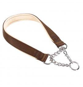 Ferplast cane collare a semistrangolo daytona css 15 / 45 marrone
