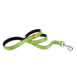 Ferplast cane guinzaglio dual g 25 / 110 verde