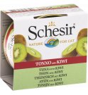 Agras schesir gatto fruit al tonnetto con kiwi in gelatina da 75 gr in lattina