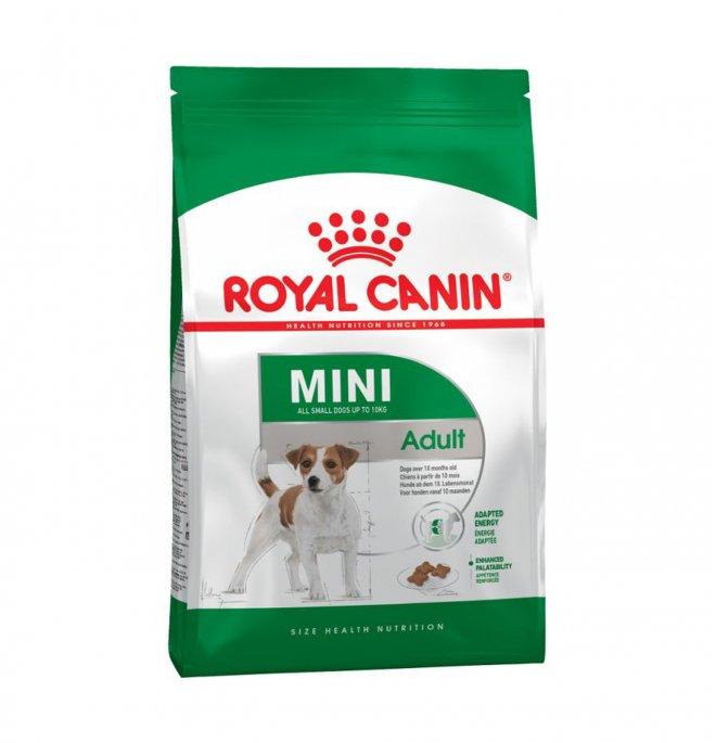 Royal canin cane adult mini da 800 gr