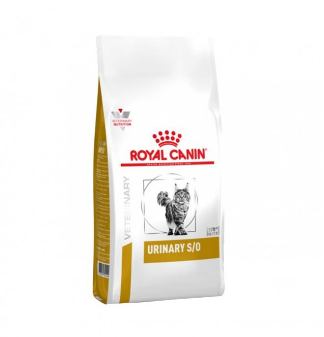 Royal canin gatto diet urinary s/o da 7 kg
