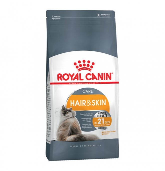Royal canin gatto hair & skin care da 400 gr
