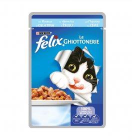 Purina felix agail gatto alla platessa da 100 gr in busta