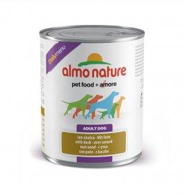 Almo nature cane dailymenu con anatra da 800 gr