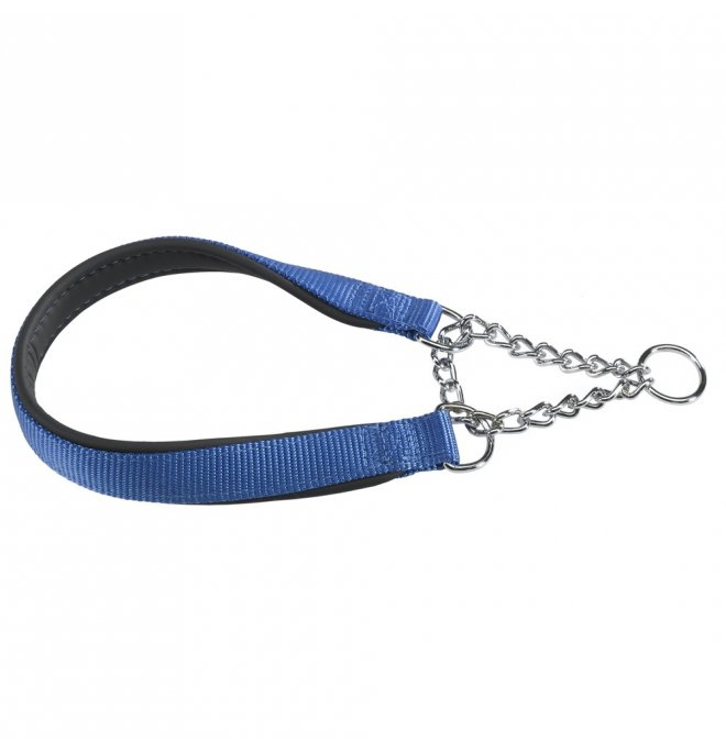 Ferplast cane collare a semistrangolo daytona css 25 / 60 blu