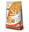 Farmina n&d delicious low grain cane adult medium con merluzzo arancia da 2,5 kg