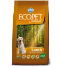 Farmina ecopet natural adult medium all' agnello da 2,5 kg