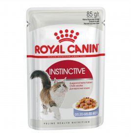 Royal canin gatto instinctive jelly da 85 gr in busta