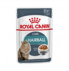 Royal canin gatto hairball care gravy da 85 gr in busta
