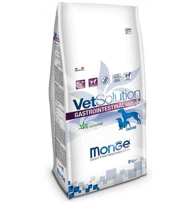 Monge vetsolution cane grain free veterinary diet gastrointestinal da 2 kg