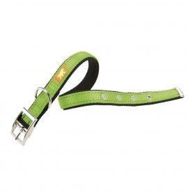 Ferplast cane collare dual cf 25 / 53 verde