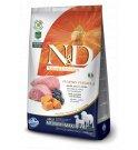 Farmina n&d delicious grain free cane adult medium & maxi con agnello zucca mirtillo da 12 kg