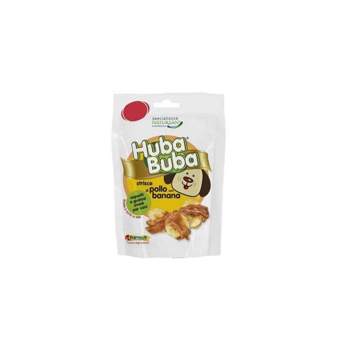 Huba buba strisce di pollo con banana 80g