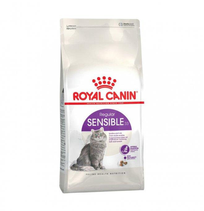 Royal canin gatto sensible 33 da 2 kg