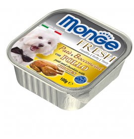Monge cane fresh al pollo...