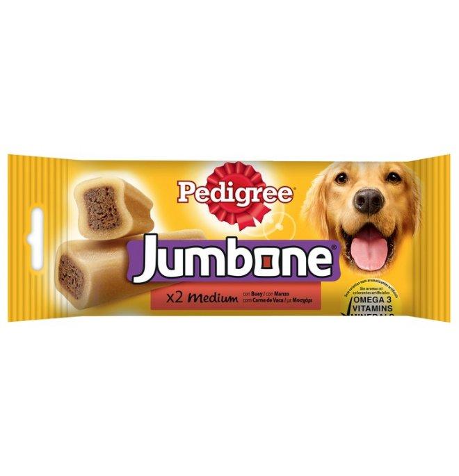 Pedigree cane snack jumbone medium da 200 gr