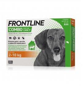 Merial cane frontline combo 2 - 10 kg 3 pipette