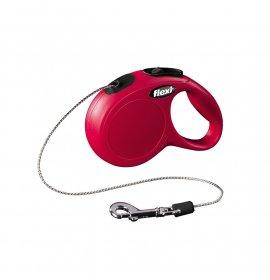 Flexi new classic corda xs 3m rosso