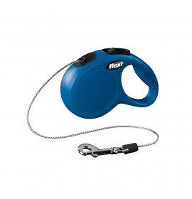 Flexi new classic corda xs 3m blu