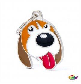 Medaglietta beagle