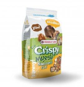 Crispy muesli hamster&co 1kg