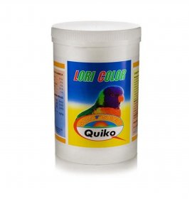Quiko lori color estruso 600g