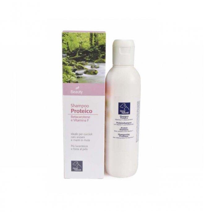 Camon cane orme naturali shampoo proteico 200 ml