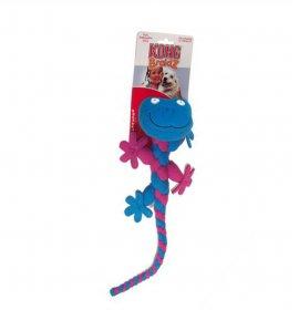Peluche kong braidz gecko large