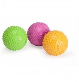 Gioco palla sport gomma 75mm