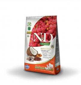 Farmina n&d delicious grain free cane adult skin & coat alla quinoa e aringhe da 2,5 kg