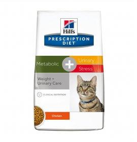 Hill's prescription diet gatto metabolic + urinary da 1,5 kg