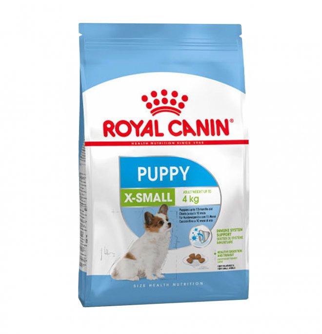 Royal canin cane puppy x-small da 1,5 kg