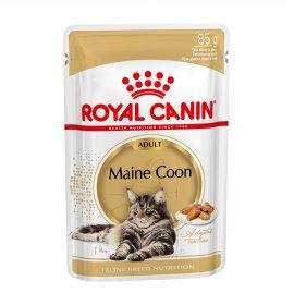 Royal canin gatto breed maine coon adult da 85 gr in busta