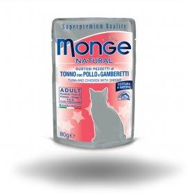 Monge gatto natural tonno...