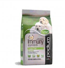 Podium immuny system cane puppy fish da 12 kg