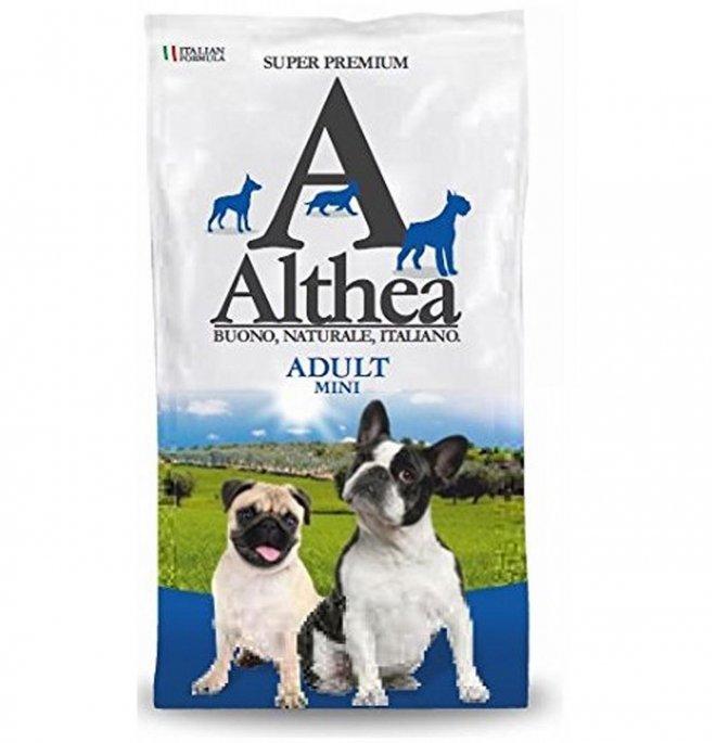 Althea cane superpremium adult mini da 1 kg