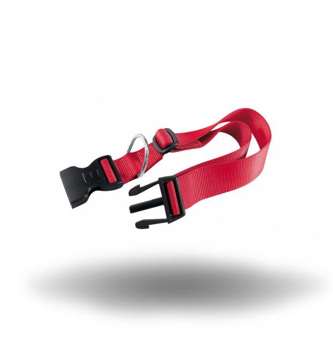 Ferplast cane collare club c 10 / 25 rosso