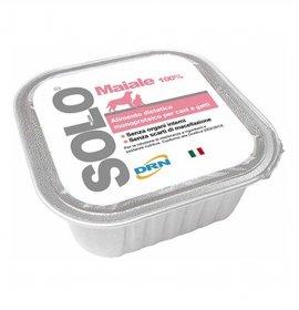 Drn solo maiale monoproteico da 300 gr in vaschetta