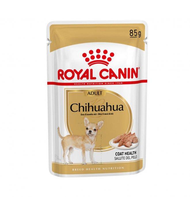 Royal canin cane breed chihuahua adult da 85 gr in busta