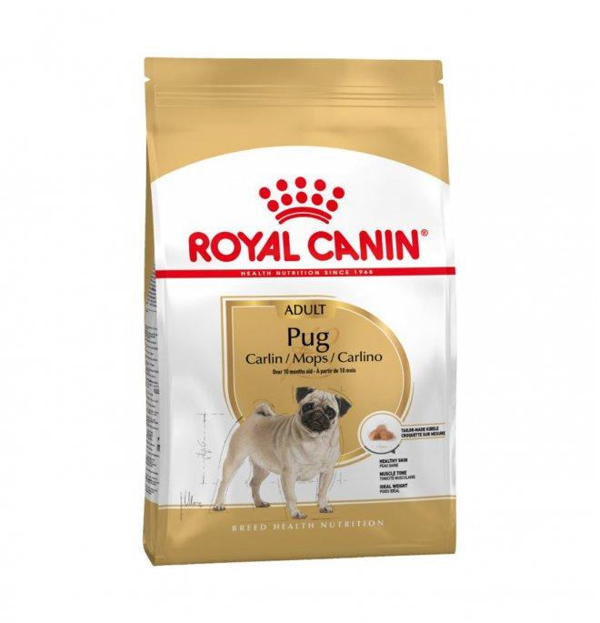 Royal canin cane breed carlino adult da 1,5 kg