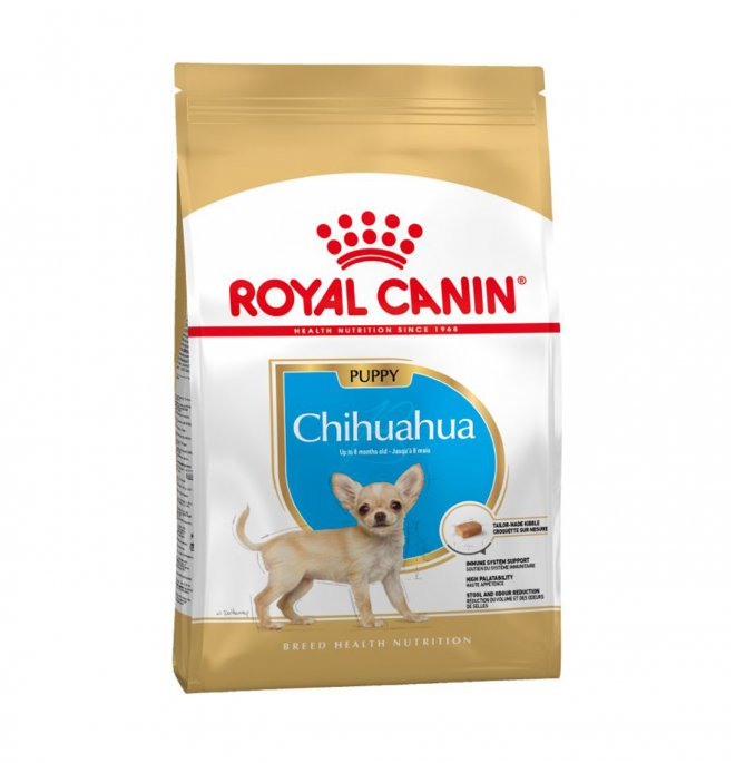 Royal canin cane breed chihuahua puppy da 500 gr