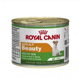 Royal canin cane mini adult beauty da 195 gr in lattina